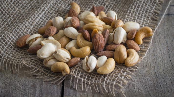 Mélange pistache noix de cajou amande