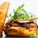 Burger maison au veau